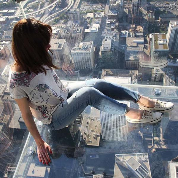Skydeck - The Ledge